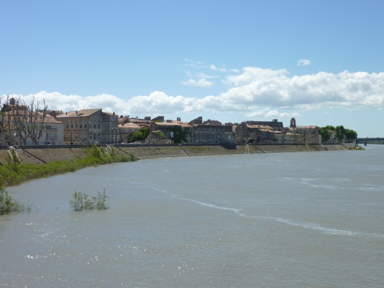 Arles on the Rhone