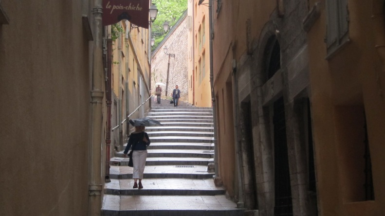 old town, the best part of nice